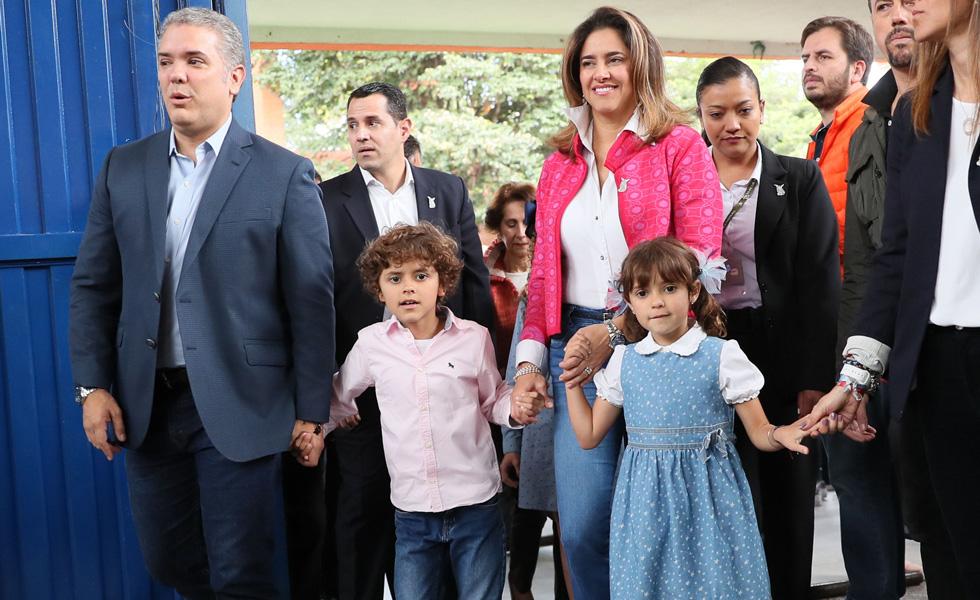Ella es María Juliana Ruiz, la nueva primera dama de Colombia –  CABLENOTICIAS