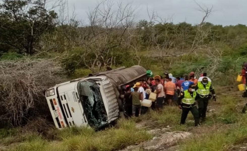 Aumentan a 21 muertos por incendio de camión cisterna en Tasajera ...